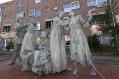 Всемирный фестиваль живых статуй в Арнеме