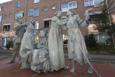 World Statues Festival in Arnhem